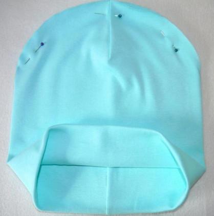 Как сшить: Трикотажная шапка своими руками. Идеи, советы и мастер класс своими руками