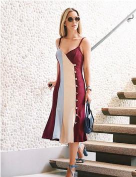 Стильные платья в одном комплекте. Идеи, советы и мастер класс своими руками