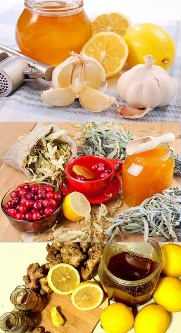 Лучшие рецепты для укрепления и очищения сосудов