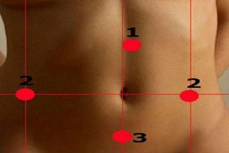 Массаж этих 5 точек поможет сбросить от 3 кило за неделю. Красота и похудение в домашних условиях