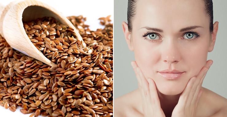 Семена льна вместо ботокса. Всего 10 процедур — и вы себя не узнаете, настолько хорош результат! Красота и народные рецепты
