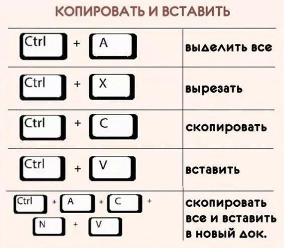 7 сочетаний клавиш, которые сделают вас богом клавиатуры. Полезные советы и лайфхаки своими руками