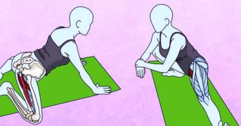 Как избавиться от боли в спине: 6 упражнений на растяжку в домашних условиях
