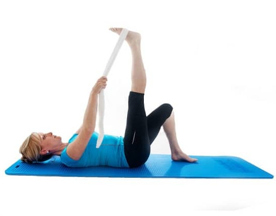 Вот 12 упражнений на растяжку, чтобы боли в мышцах ушли навсегда...