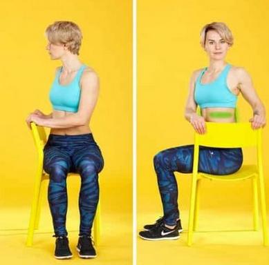 Упражнения для укрепления спины.Как после массажа...