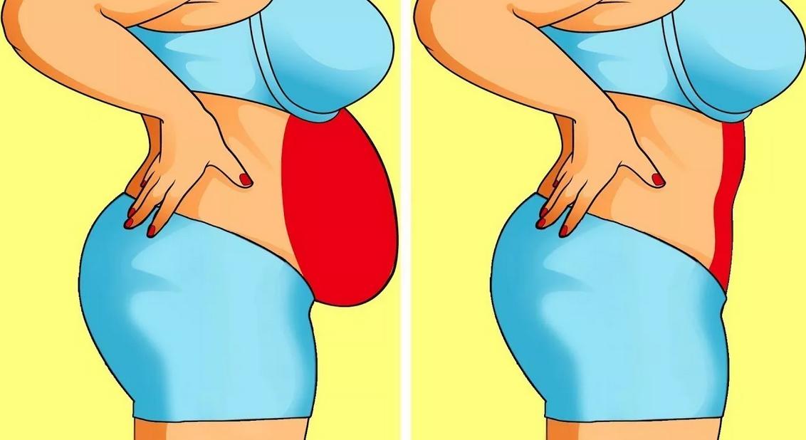 8 упражнений, которые растопят жир по всему телу...